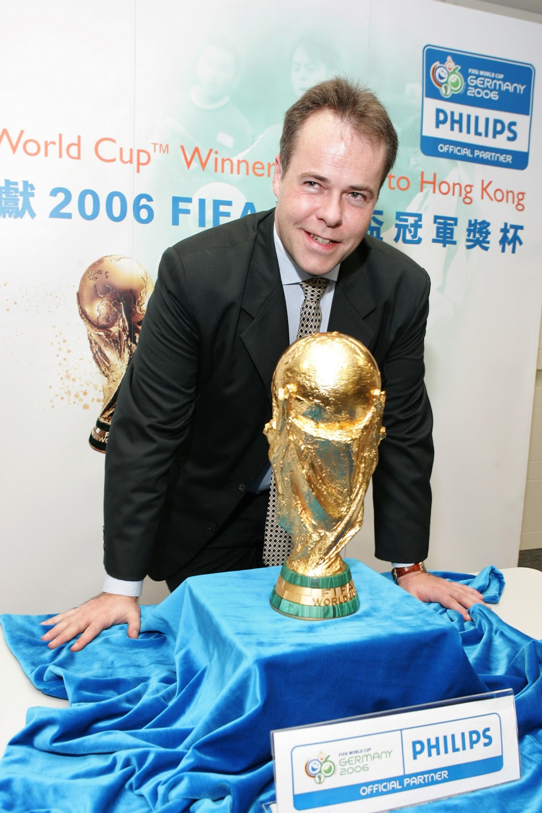 Stefan Kolle and the World Cup